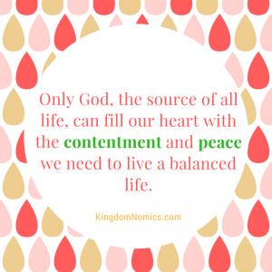 Seek God! | KingdomNomics.com
